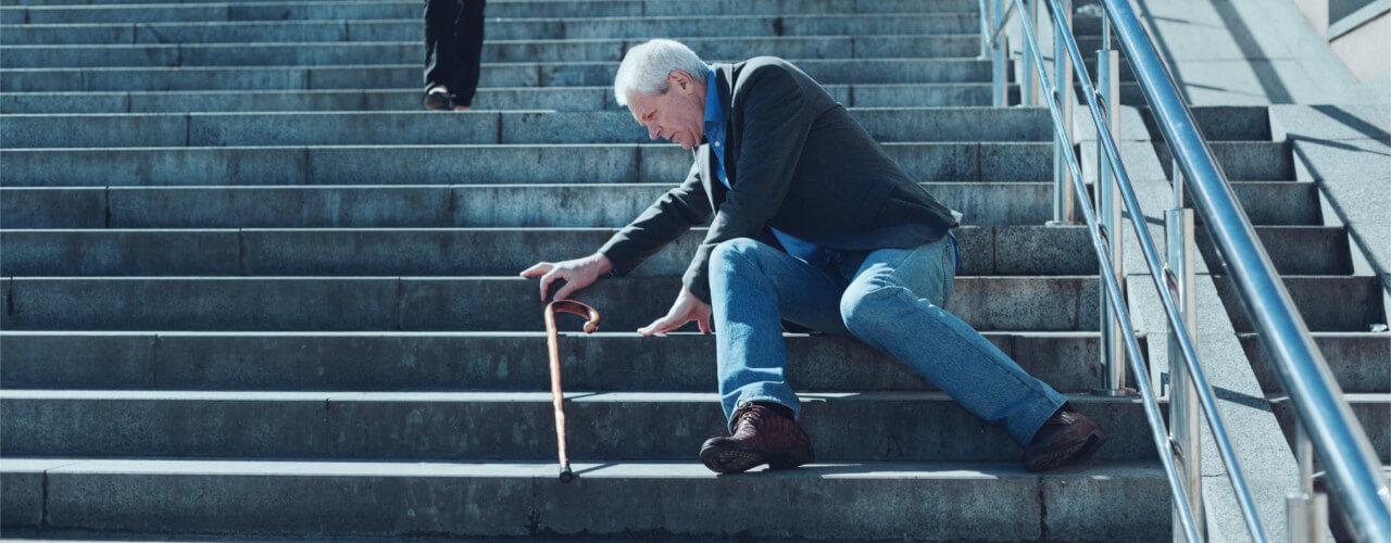 balance and gait stepp